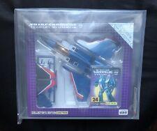 Transformers eHobby Takara Tomy Exclusive G1 Thundercracker AFA 90 NRMT / MINT