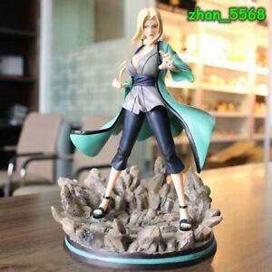 Anime Naruto Shippuden Tsunade 28cm PVC Figure Statue NEW NO BOX