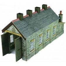 Metcalfe - PN932 - Engine Shed Single Track Stone (N Gauge)