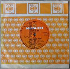 """I POOH Io Sono Vivo SUNG In SPANISH Mega Rare CHILE 7"""" PROMO 1979"""