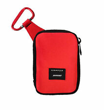 Crumpler The Tuft (L) Camera Pouch(Red/Red)