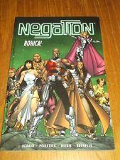 Negation Bohica Volume 1 Crossgen (Paperback)< 9781931484305