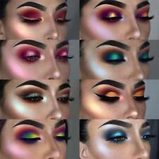 24 Colors Fashion Shimmer Metallic Eyeshadow Palette Matte Pigment Makeup Beauty