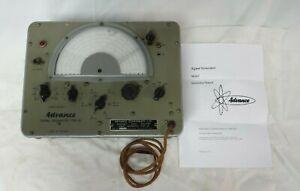 Advance SG62 RF Signal Generator