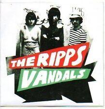 (P703) The Ripps, Vandals - DJ CD