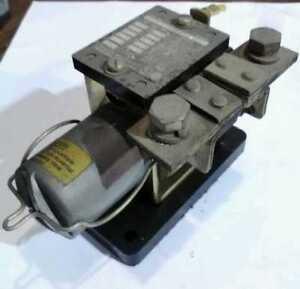 Allen Bradley magnetic overload relay 810-A24CR