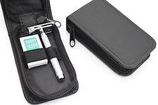 Travel Shave Set shaving while travelling double edge shaving blade razor safety