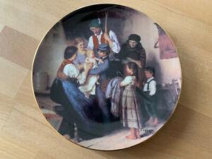 """Wandteller -- Franz von Defregger -- """" Die Brüder """""""
