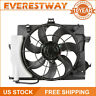 1X Radiator Cooling Fan for 12-13 Hyundai Accent Veloster Base 13 Veloster Turbo