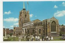 Chelmsford Cathedral Old Postcard, B092