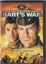 Hart's War DVD ( Region 1 U.S.A.) Excellent Condition