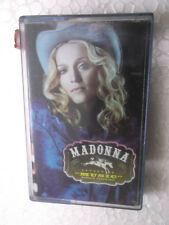 MADONNA MUSIC 2001 don't tell me RARE CASSETTE Tape INDIA INDIAN orig EDITION