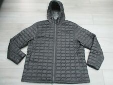 The North Face Mens Thermoball Hoodie Primaloft Jacket XXL Black Insulated