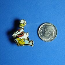 Donald Duck Diving in Swimsuit Disney Productions Jewelry Brooch Back Pin RARE