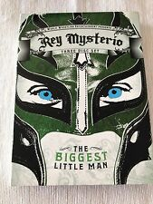 Rey Misterio DVD (Original, No Copy, Like New) The Biggest Little Man 3 Disc Set