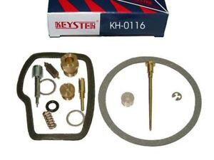 Juego de Juntas Carburador Keyster Honda CB450K, CB 450 K5, Kit de Reparación