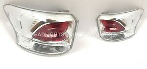 NEW 1PAIR Tail Light Rear Lamps Fits MITSUBISHI Outlander 2012-