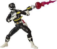 Power Rangers Lightning Collection Mighty Morphin Black Ranger 6-Inch Premium