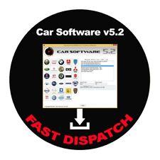 Car Software v5.2 immo off, EGR off and hot start fixs soft-