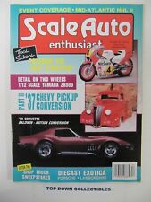 Scale Auto Enthusiast Magazine  Dec.1992   Russ Schwenkler's  Yamaha ZR500