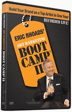 Eric Rhoads' Art Marketing Boot Camp II DVD