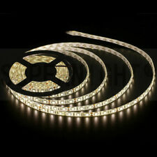 SUPERNIGHT 60Leds/m 5M 300Leds 5050 SMD Warm White LED Strip Light Waterproof