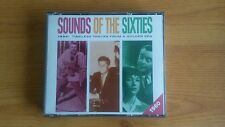 SOUNDS OF THE SIXTIES - 1960 - READER'S DIGEST FAT BOX 3CD - 62 TRACKS