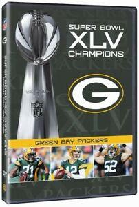 NFL SUPER BOWL XLV NEW DVD