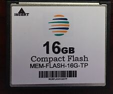 MEM-FLASH-8U16G 8G to 16G CF Memory 3rd Party Upgrade For Cisco ISR 4450