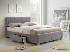 Grey Oak Beds & Mattresses