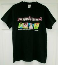 The Kinsey Sicks Black M T-Shirt 38 Inch Chest