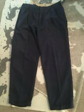 Vintage Gant USA Sport Mens Trousers Blue W36 L32 . MR7980