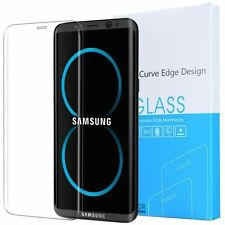 For Samsung Galaxy S8 Exact Shockproof Tempered Glass Screen Protector