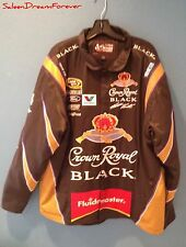 NASCAR TEAM FLUIDMASTER ROUSH FENWAY #17 RACING EMBROIDERED RACE JACKET FORD GT