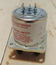High performance SP4T DC-18GHz electro-mechanical switch. RLC electronics - New
