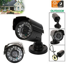 1300TVL HD Color IR-Cut Outdoor Waterproof Home CCTV Camera IR Night Vision DVR