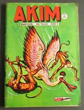 AKIM N°214 - BON ÉTAT - Éditions Aventures et Voyages - Juin 1968