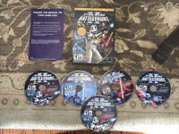 Star Wars Battlefront 2 - PC Game, CD ROM 5 Discs Lucasarts