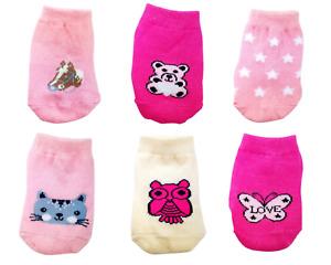 Baby Newborn Socken Söckchen Socks für Mädchen Socken Erstlingssocken Set