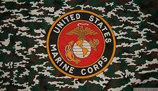 CAMO MARINES 5x3 feet FLAG 150cm x 90cm flags US MARINE CORPS USA AMERICA