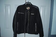 Harley Davidson Mens nylon jacket Size Large