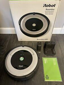 iRobot Roomba 690 Robotic Vacuum, Wi-Fi App Control, Great Condition, NO RESERVE