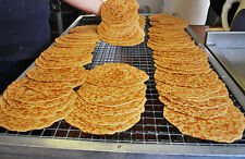 Oatcakes Staffordshire's Best Vacuum packed 1 Dozen as seen on TV Hairy bikers
