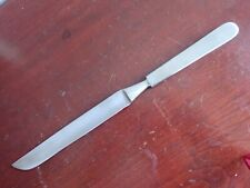 "NOS Vintage Medical Instrument Amputation Scalpel Long 6"" Blade New Old Stock"