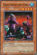 Yu-Gi-Oh! YuGiOh Tribe-Infecting Virus - SD4-EN007 - Common 1st Edition Deck: