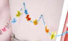 HABA 301521 Stoffgirlande Schmetterlingsfreunde