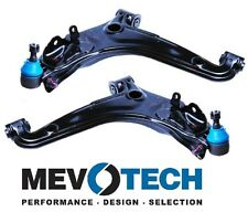 Mevotech Set Of 2 Front Lower Control Arms Pair Fits Mazda MX-5 Miata 90-05