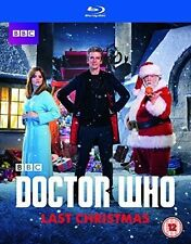 Doctor Who - Last Xmas [Blu-ray]: Peter Capaldi -BRAND NEW Last Christmas Dr Who