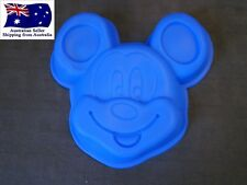 Mickey Mouse Disney Silicone Baking Mold - Birthday Cake Craft Plaster Mold