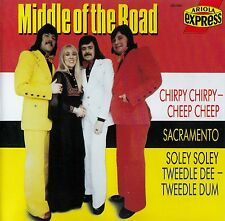 MIDDLE OF THE ROAD : MIDDLE OF THE ROAD / CD